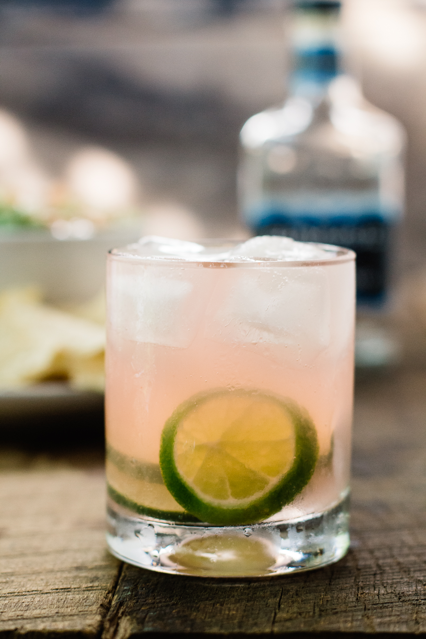 grapefruit guacamole, grapefruit paloma, lunazul tequila, paloma recipes