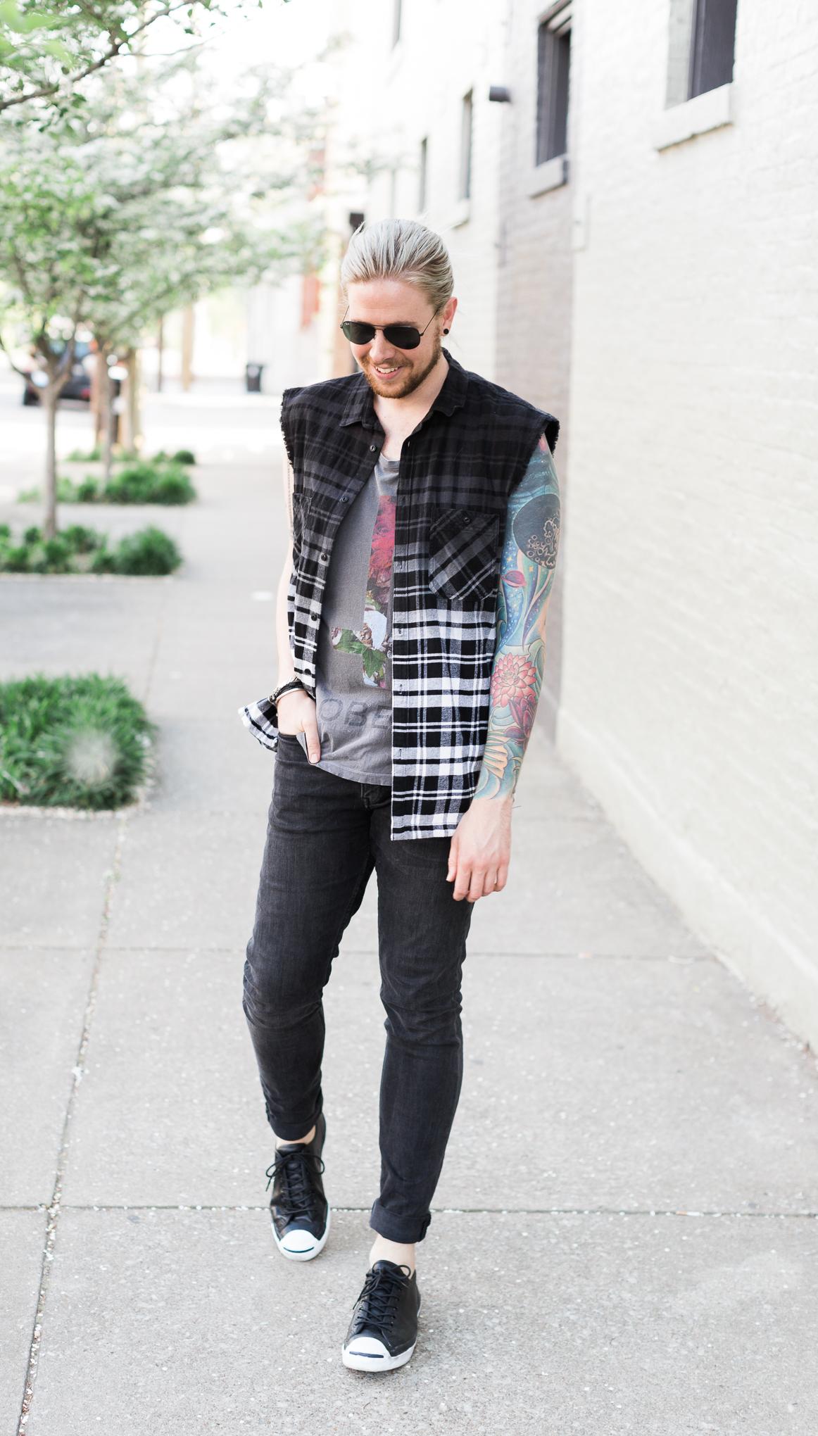 louisville kentucky, hm mens clothing, obey tank top, mens fashion blog, the kentucky gent