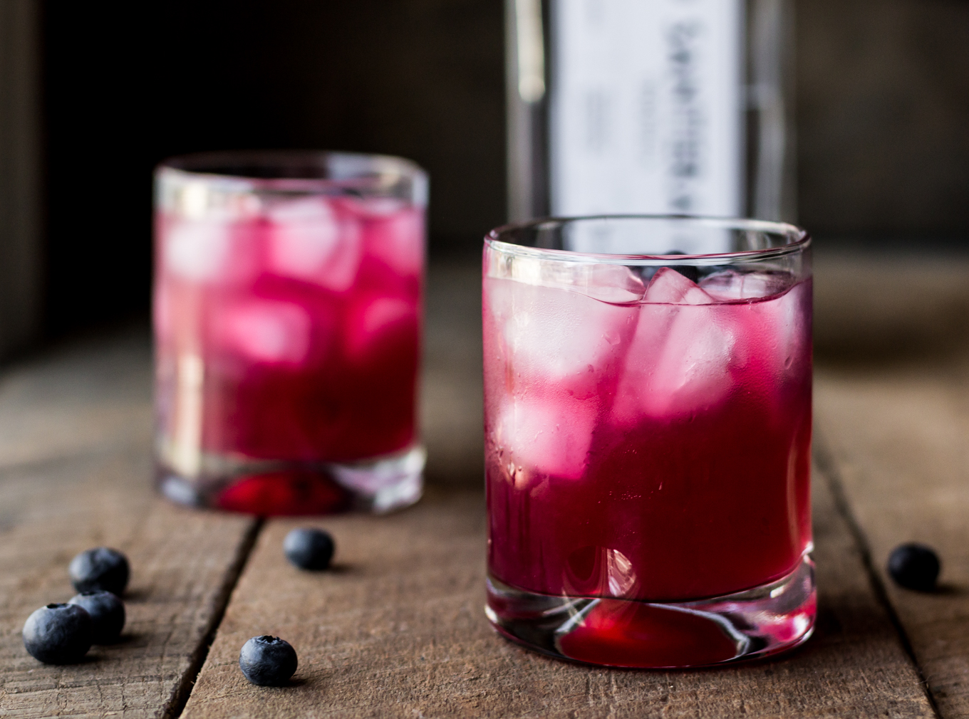 blueberry margaritas, flavored margaritas, santera tequila, cocktail website, cocktail blog