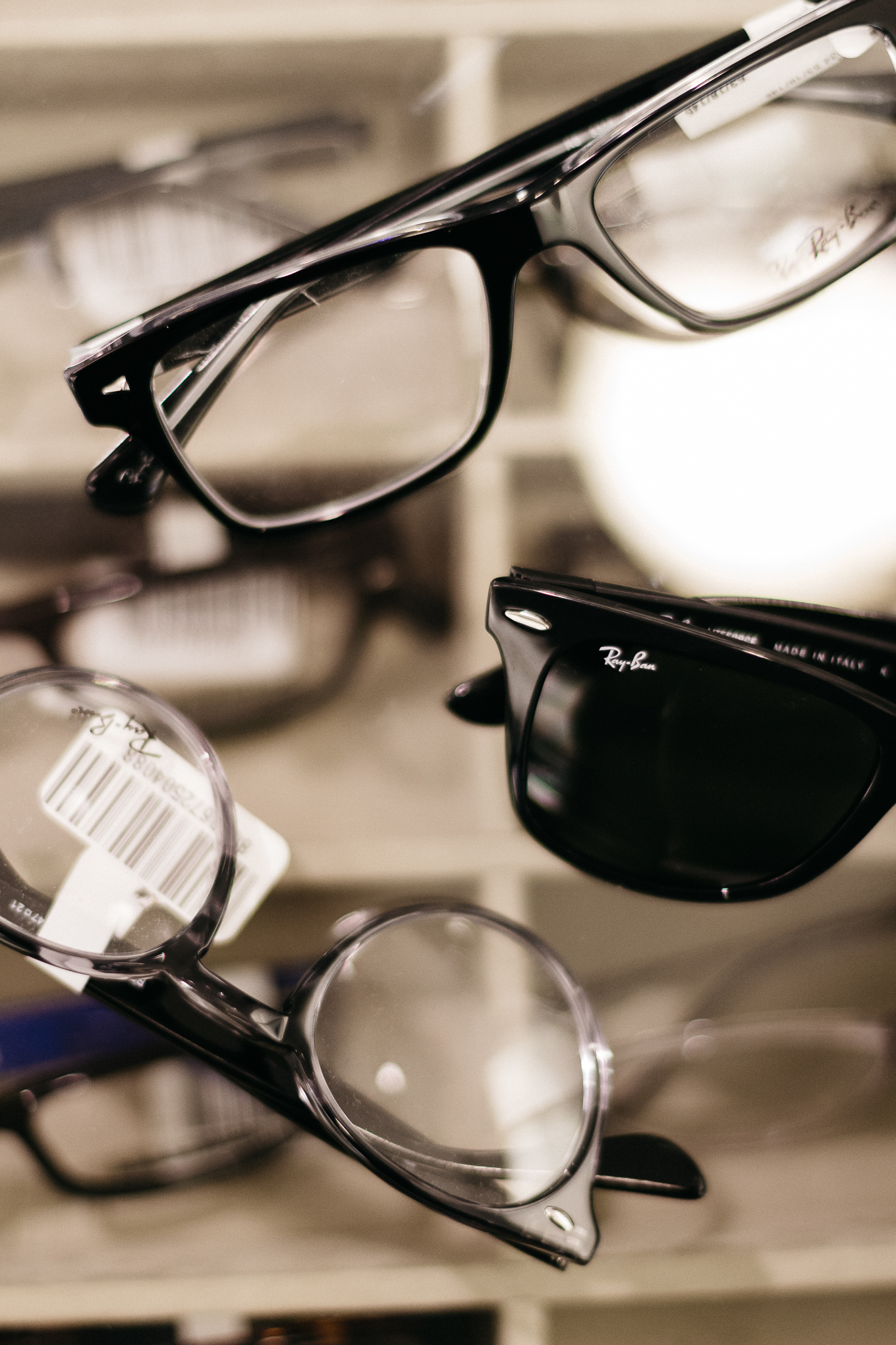 lenscrafters, how to shop for new glasses, mens eyewear, ray-ban glasses, mens ray-ban glasses