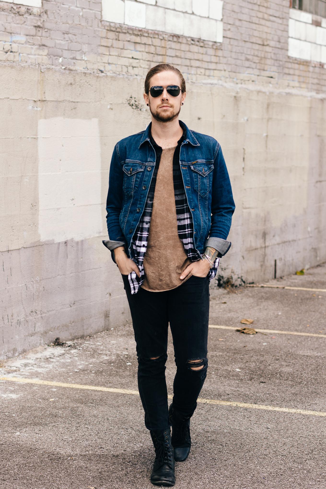 big star denim, rag & bone jeans, urban outfitters mens, mens plaid shirts, steve madden boots