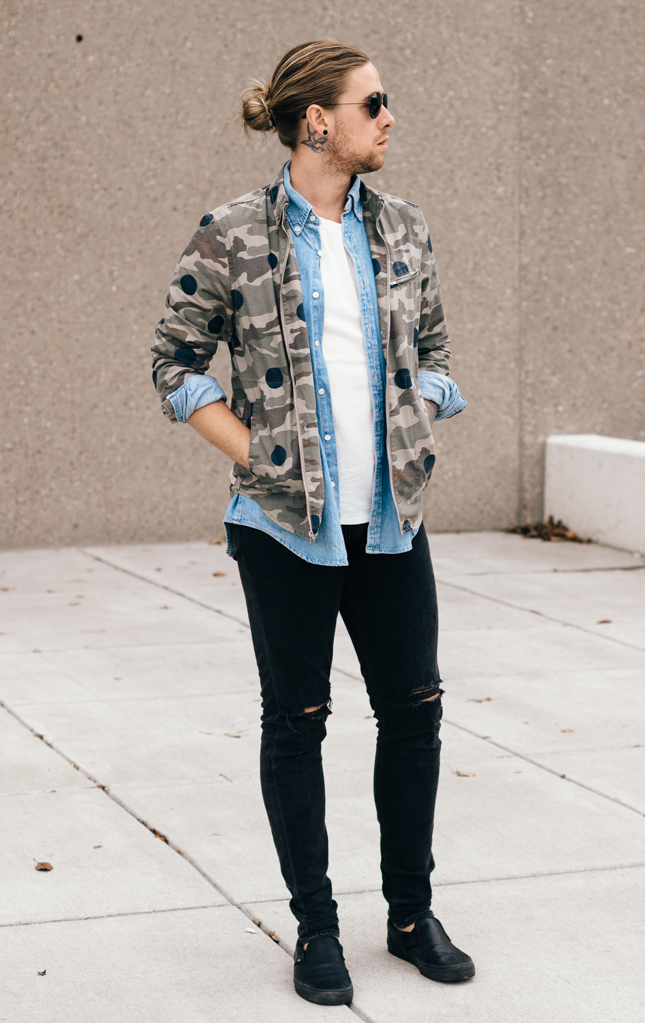 camo jackets, mens camo jackets, five four subscription service, rag & bone denim, mens fall fashion