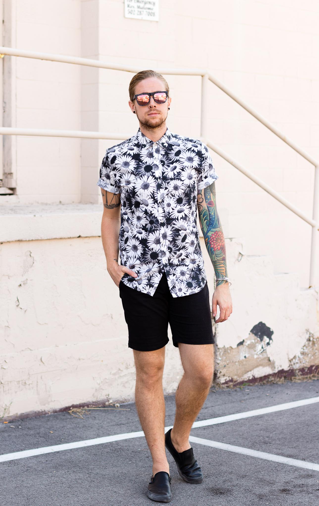komono, topman, obey clothing, mirrored sunglasses, mens fashion blog