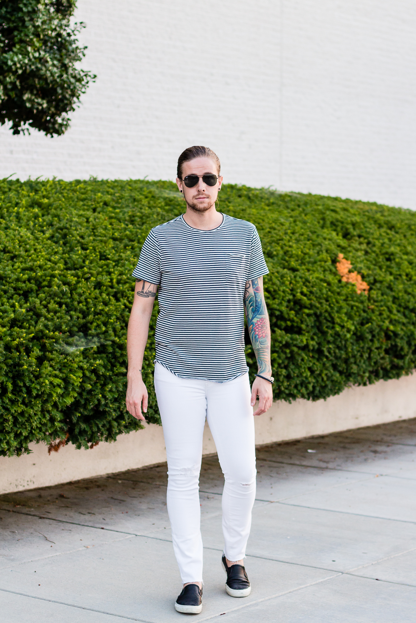 white denim, denim madewell, madewell denim, how to wear white
