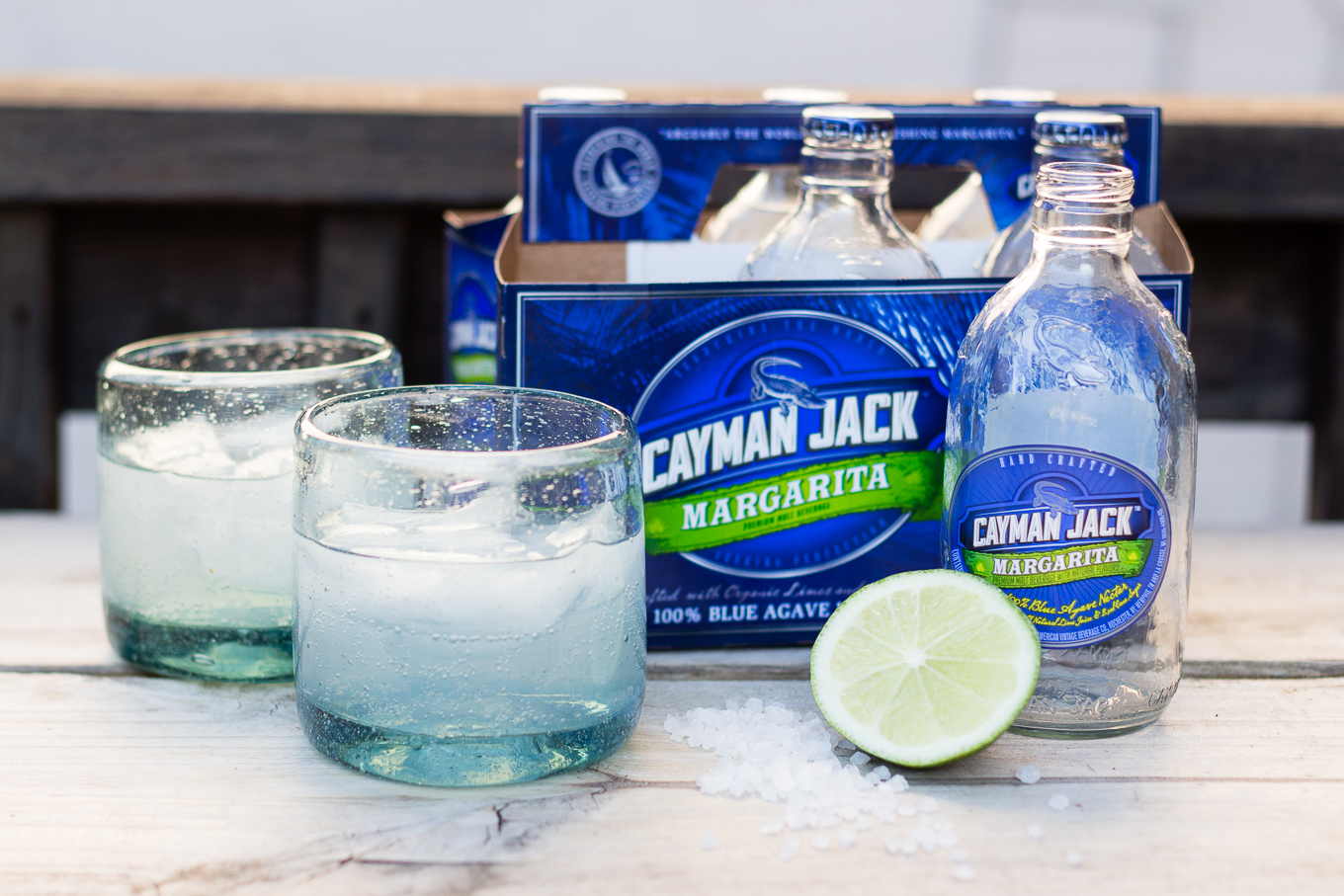 Cince de Mayo Made Easy With Cayman Jack on The Kentucky Gent