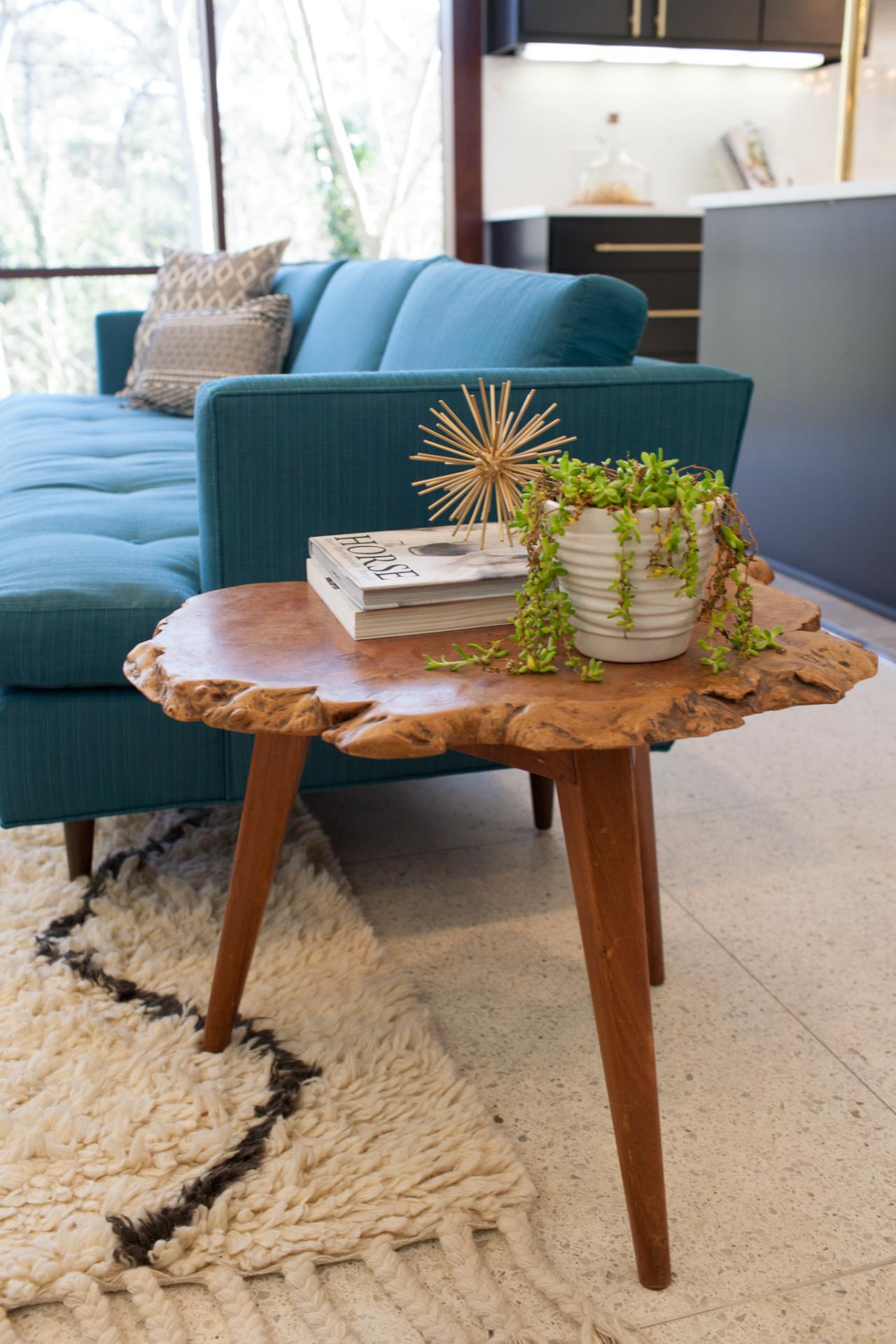 Thursday Things: Live Edge with Fixer Upper's Chip and Joanna Gaines from HGTV