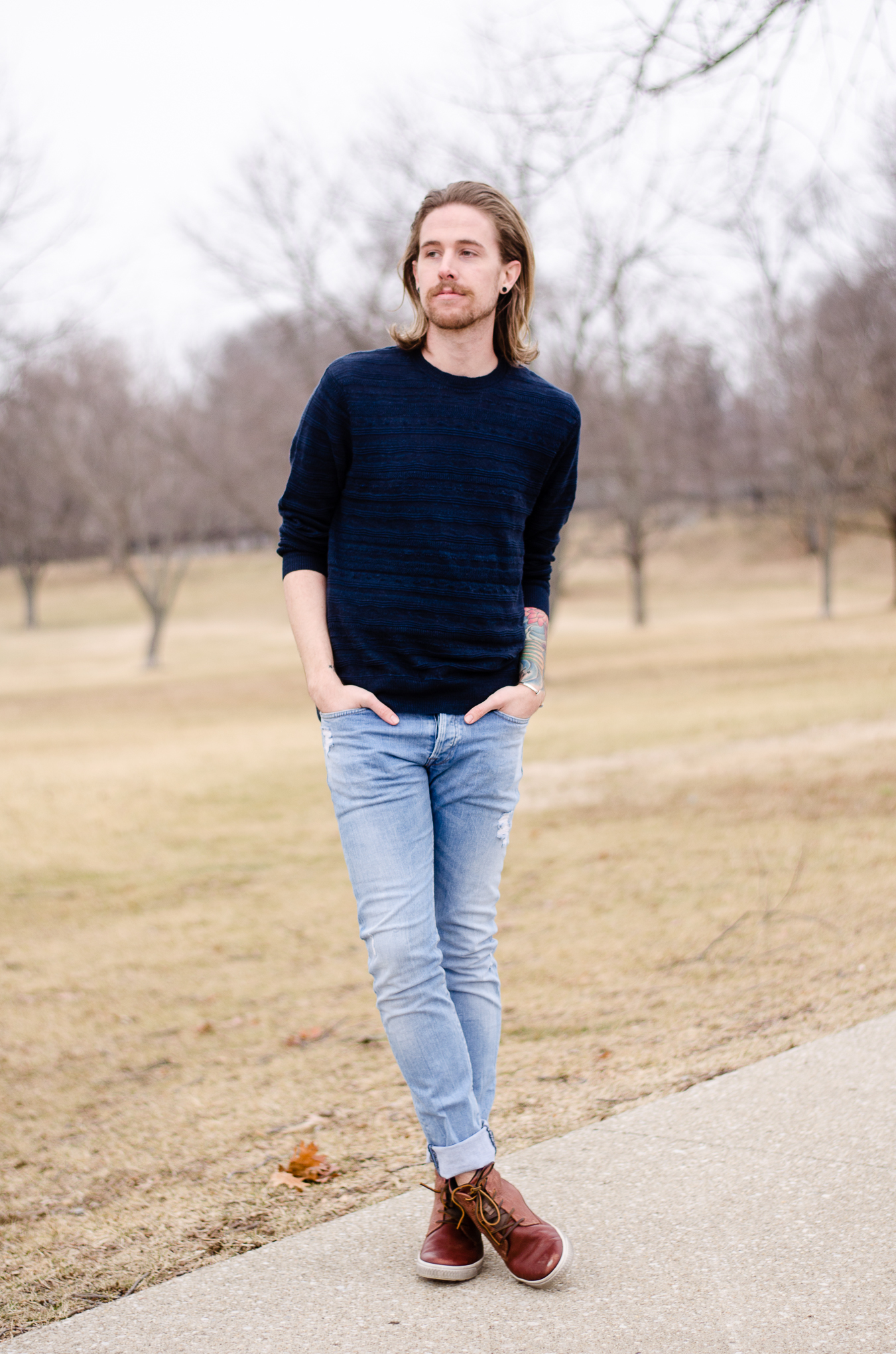 The Kentucky Gent, men's fashion and lifestyle blogger, gears up for NYFW.