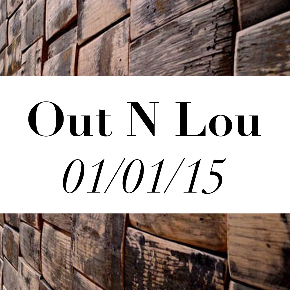 The Kentucky Gent, a Louisville, Kentucky based men's life and style blogger, shares how to be Out N Lou the weekend of January 1st, 2015.