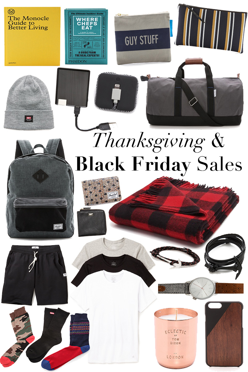 The Kentucky Gent, a Louisville, Kentucky life and style blogger, shares his favorite Black Friday sales.