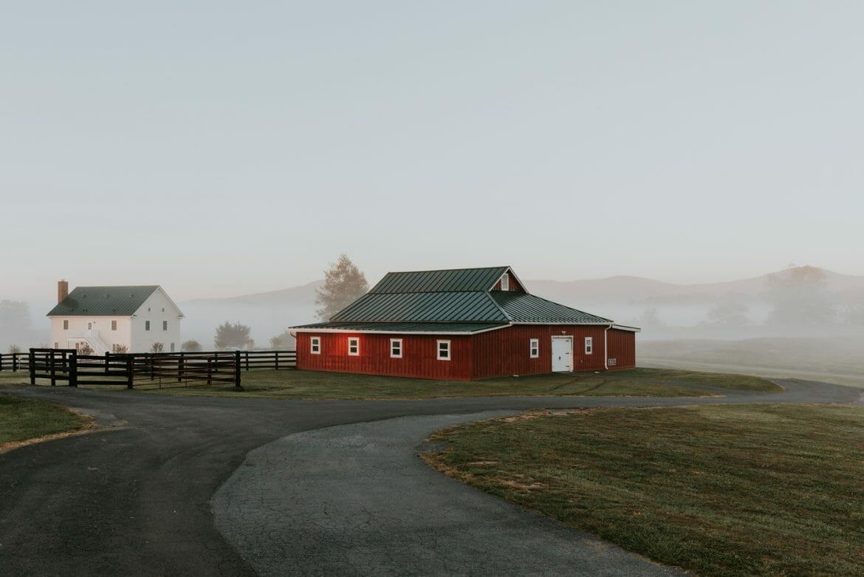 Marriott Ranch in Hume, Virginia
