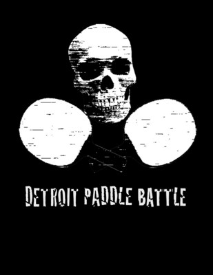 Detroit Paddle Battle - Ping Pong