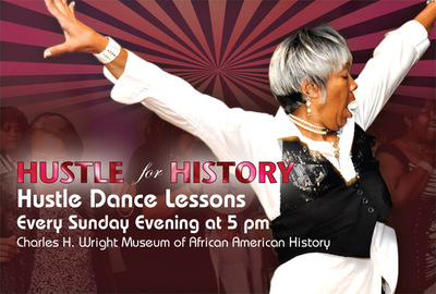 Hustle for History Weekly Dance Lessons