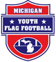 Michigan youth flag football league