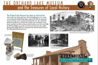 Orchardlakemuseum
