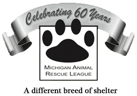 Michigan aimal rescue league