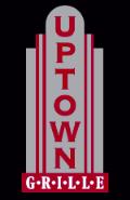 Uptown logo black bg