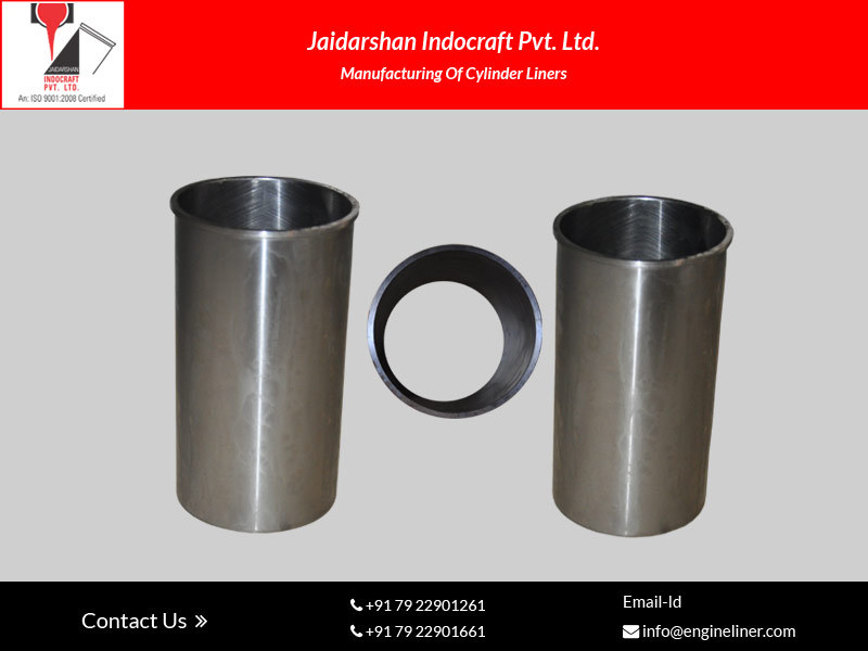 Engine Cylinder Liners Manufacturers & Suppliers India