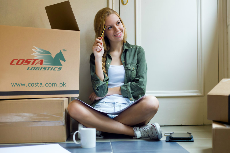 Costa Logistics Packers and Movers In Pakistan