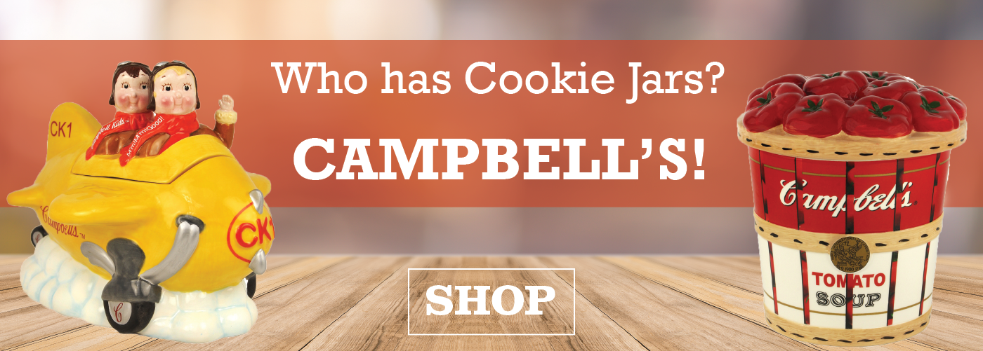 Who has Cookie Jars? Campbells!