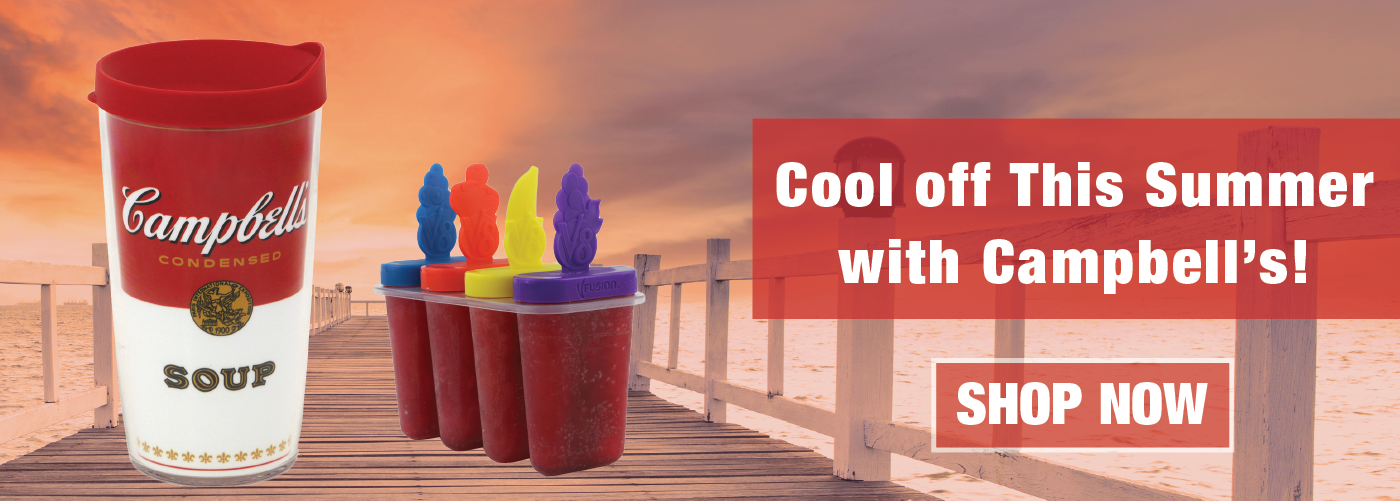 Cool off This Summer with Campbells!*