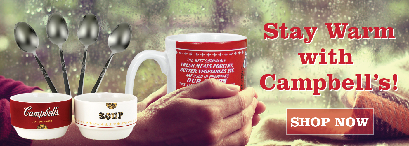 Stay Warm with Campbells!