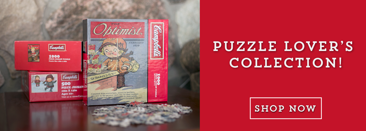 For the Puzzle Lovers!