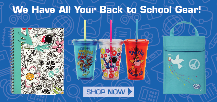 We Have All Your Back To School Gear!