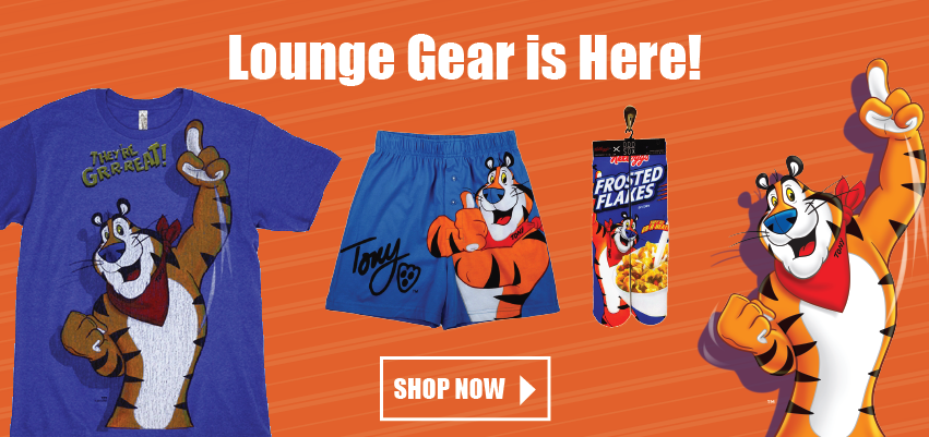 Lounge Gear is Here!