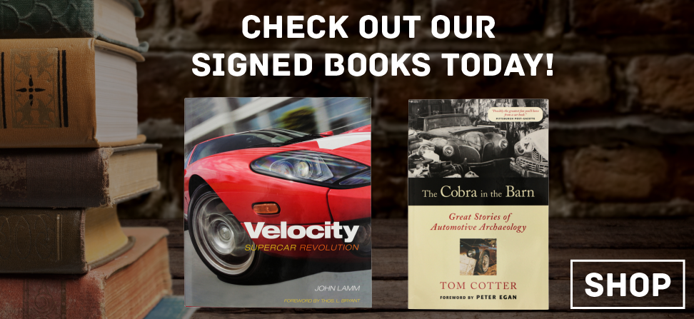 Check Out Our Signed Books Today!