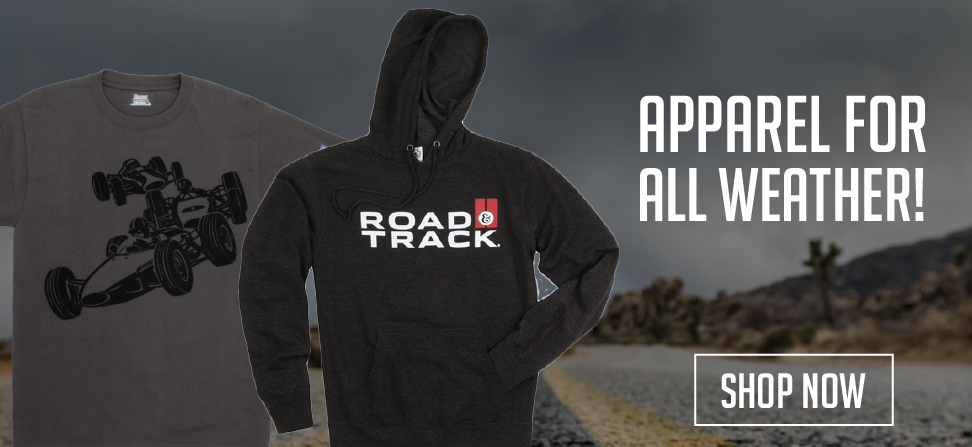 Apparel for All Weather!