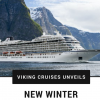 Viking Cruises New Winter Northern Lights Itinerary to Explore Norway's Far North