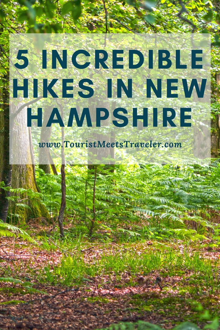 5 Incredible Hikes in New Hampshire