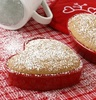 Heart shaped cake
