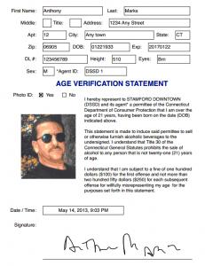 Mobile Data Capture iPad ID Scanner