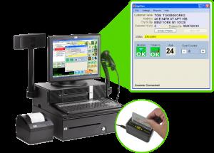 AgeVisor POS ID Scanner