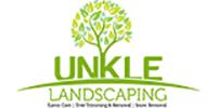 Website for Unkle Landscaping, LLC