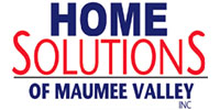 Website for Home Solutions of Maumee Valley, Inc.
