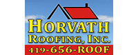 Website for Horvath Roofing, Inc.