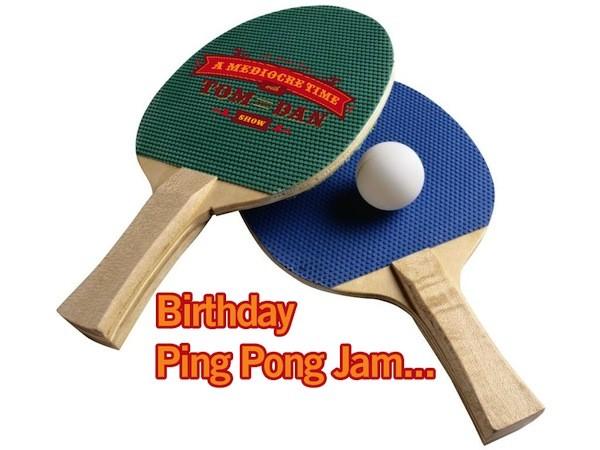 Ping Pong Jam