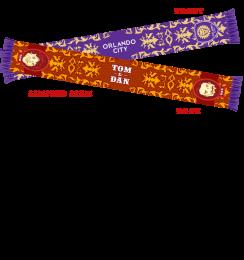 T&DScarf