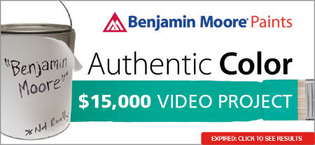 Benjamin Moore Authentic Color Video Project