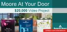 Benjamin Moore Moore At Your Door