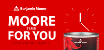 Benjamin Moore Moore Time For You Video Project