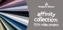 Benjamin Moore Benjamin Moore Affinity Collection Video Project