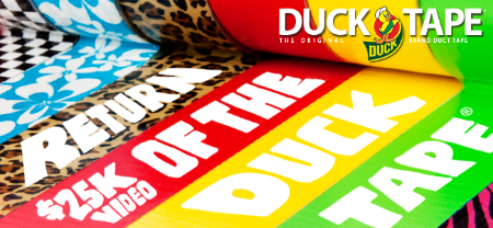 The Duck® Brand Return of the Duck Tape® Video Project