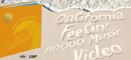 Capitol Records California Feelin' Beach Boys Music Video Project