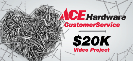 Ace Hardware Customer Service Video Project