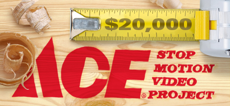 Ace Hardware Stop Motion Video Project