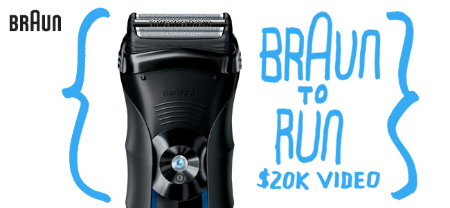 Braun Braun To Run Video Project
