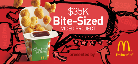 McDonald's® USA Bite–Sized Video Project
